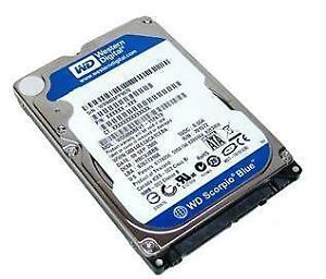 how to connect internal hard drive to laptop