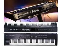 Roland RD-700GX Electric piano/keyboard