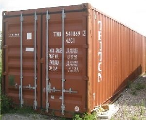 SHIPPING CONTAINER FOR RENT OR PURCHASE!!