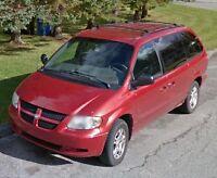 2002 Dodge Grand Caravan Sport Fourgonnette, fourgon