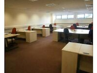 Flexible S2 Office Space Rental - Sheffield Serviced offices