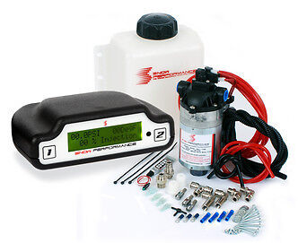 Snow Performance Stage 3 Boost Cooler Water Methanol Kit Turbo 20100
