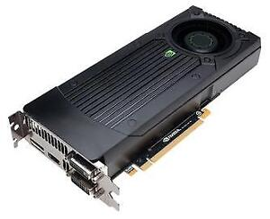 Nvidia GTX 660 Graphics Card