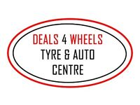 225 40 18 ** PART WORN TYRES ** TYRE ** TYRES ** NEW TYRES ** CAR ** BMW ** AUDI ** VW ** FIAT