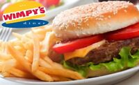 HIRING COOK URGENTLY - WIMPY'S DINER AJAX