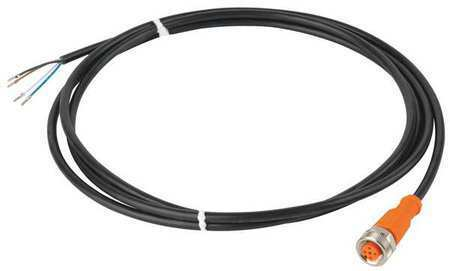 Ifm Evc001 Cordset,5 Pin,Receptacle,Female