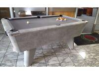 7ft Brand new Supreme Winner Pool Table
