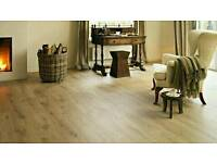 Real Wood Flooring - material and fitting