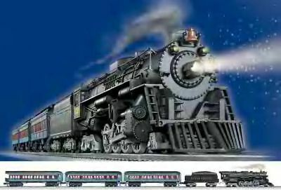 LIONEL # 6-31960  POLAR EXPRESS O Gauge SET - NEW - **SALE** FREE SHIPPING on Rummage