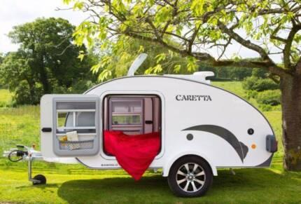 Caretta Teardrop Campers