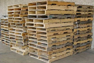 Looking for free pallets