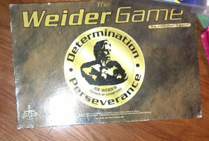 Weider game for sale