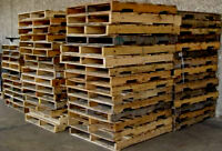 Looking for lots of  wood pallets!!