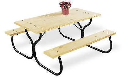 Picnic Table Frame Ebay