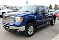 2014 GMC Sierra 2500HD SLT Leather Diesel Crew Cab 4WD