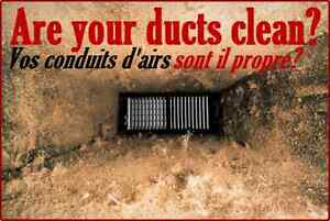 Duct cleaning business for sale Gatineau Ottawa / Gatineau Area image 2