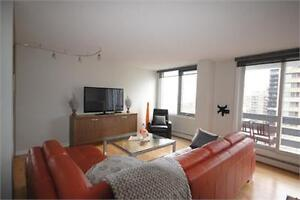 Modern 1 bedroom in the Centurian Tower in Oliver!!