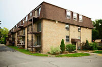 Maintenance-free living - 1 and 2 BDRM apts in Belleville!