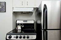 Renovated kitchen and bath! 1 BDRM rental close to CFB Kingston!