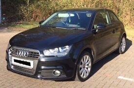 Audi A1 Sport 1.6 diesel. 57,000. 2012 plate.