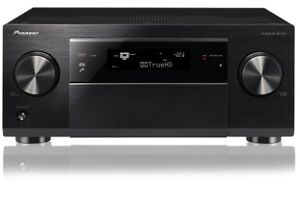 PIONEER SC-1527-K 9Ch 3D Ready Multi-Zone Home Theater Receiver