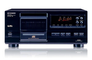 PIONEER 25-Disc CD-File Changer ....Great condition.