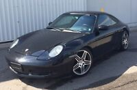 2001 Porsche 911 Carrera Coupe (2 door)