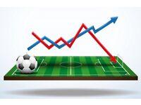 Volunteer amateur football club statistician wanted