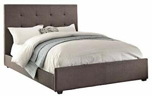 Moving Sale- Queen Bed Frame with Boxspring