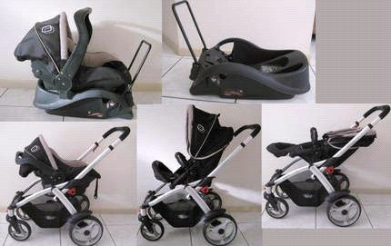 Steelcraft cruiser pram with capsule Capalaba West Brisbane South East Preview