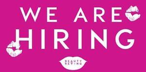 Wanted eyebrow threading and waxing staff Moorabbin Kingston Area Preview