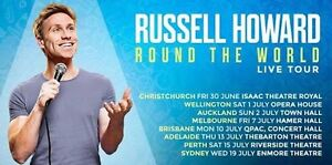Russell Howard tickets!!! Windsor Stonnington Area Preview