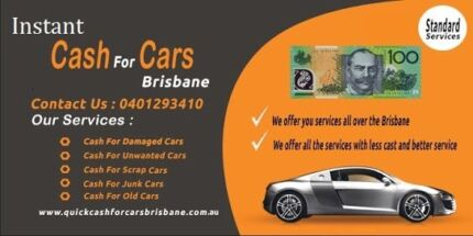 WE PAY CASH 4 ANY CARS AROUND TOOWOOMBA
