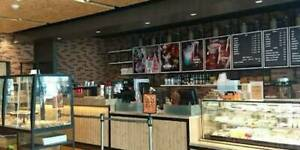 Profitable small cafe in shopping centre for sale(Canning Vale)