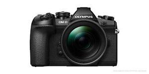 Olympus OM-D E-M1 Mark II camera + lenses Baulkham Hills The Hills District Preview