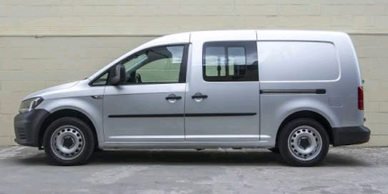 Van and driver for Sutherland Shire area