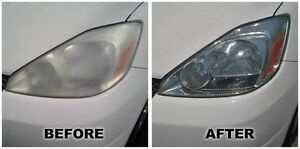 Headlight restorations Forest Lake Brisbane South West Preview