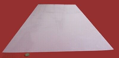 Polypropylene Sheet 116 Thick X 24 X 48 Natural 2 Units