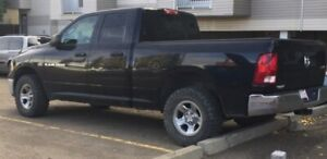 Power Ram 1500 5.7L Hemi - Well maintained - ((UNDER 100K))