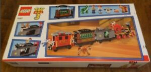New Toy Story 3 Western Train Chase Lego