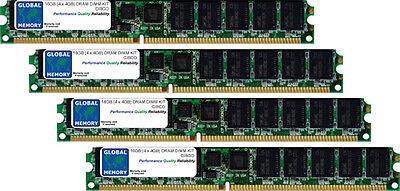 16GB 4X4GB Drachme KIT CISCO asr1000 routeurs RP2