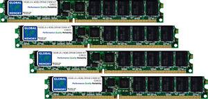 16GB-4x4GB-DRAM-JUEGO-CISCO-ASR1000-ROUTERS-RP2-M-ASR1K-1001-16GB