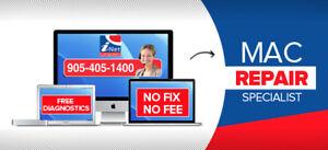 Macbook Pro, Macbook Air, Retina,iMac, Repair Centre,  Brampton