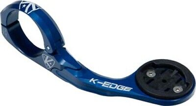 K-EDGE Garmin XL Handlebar Mount 31.8 mm Blue
