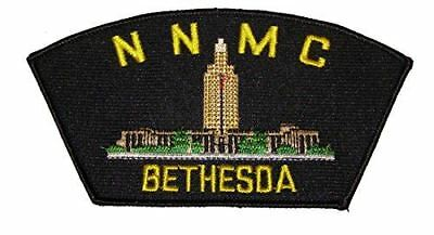 NATIONAL NAVAL MEDICAL CENTER NNMC BETHESDA PATCH MARYLAND HOSPITAL
