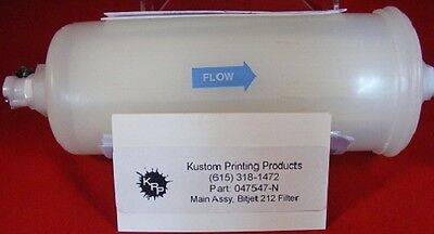 47547 Main Assembly Filter For Use With Bitjet Printer