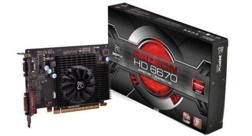 Radeon HD 6670: Graphics, Video Cards