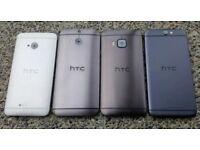 HTC One M7/M8/M9/A9- (Unlocked) Smartphone htc M series