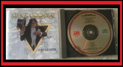 Music CD Alice Cooper Welcome to my Nightmare