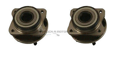 CHRYSLER GRAND VOYAGER ALL MODELS 1996 2007 FRONT 2 WHEEL BEARING HUB KIT NEW